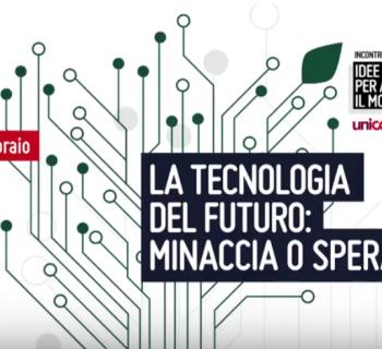 La tecnologia del futuro: minaccia o speranza?